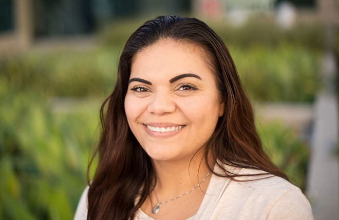 Leticia Lozano, LVN, alum of Cedars-Sinai Managing to Leading Program