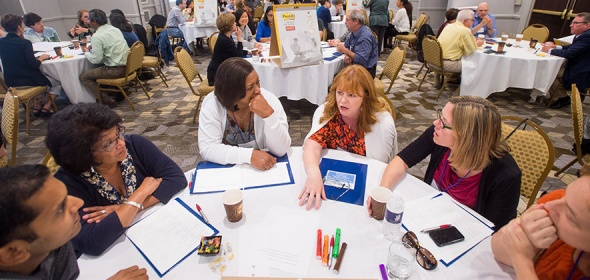 healthcare fellowship programs participant work in groups