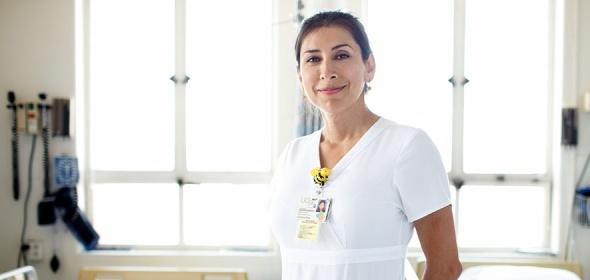 UCSF nurse